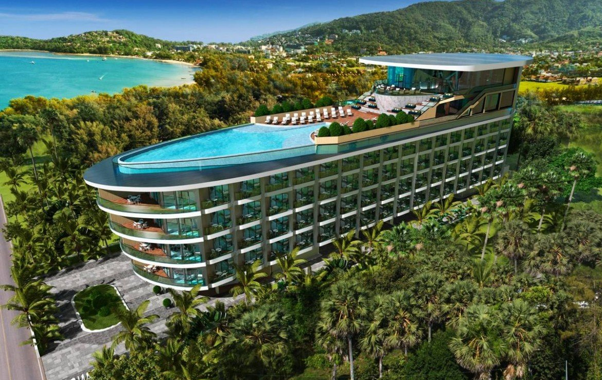 This 1 bedroom / 1 bathroom Apartment for sale is located in Bangtao on Phuket
