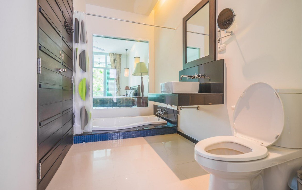 3 bedroom / 3 bathroom Apartment in Bangtao is on the market for sale, or re-sale.