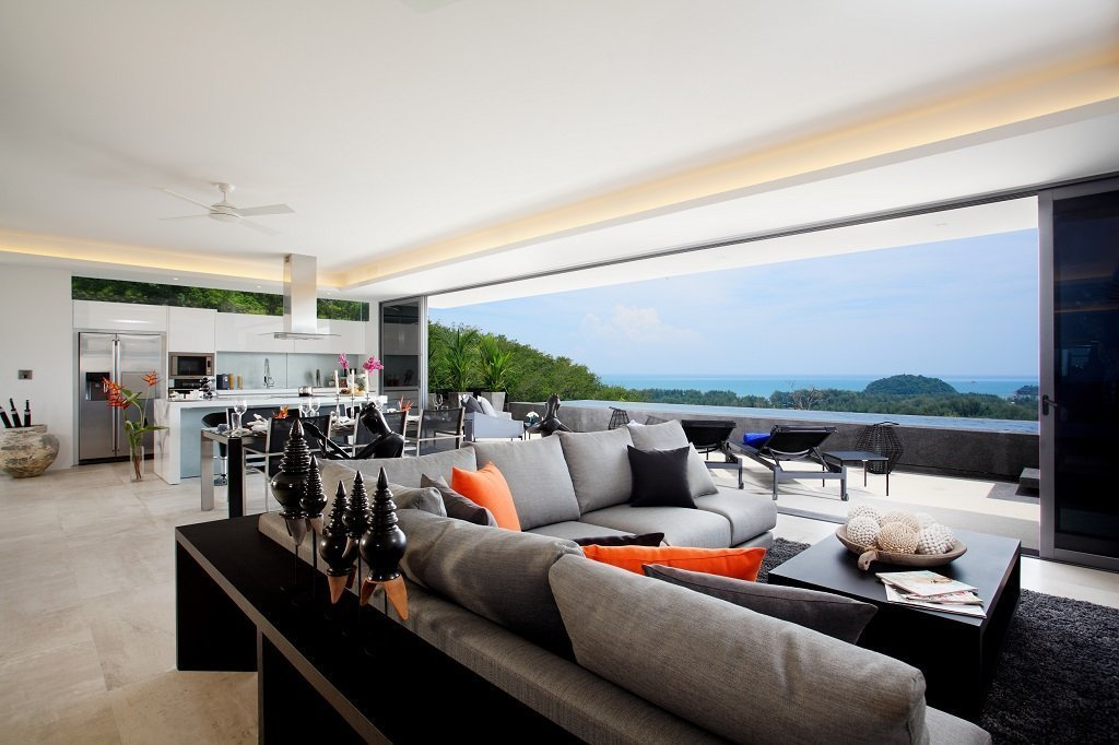 This 2 bedroom / 2 bathroom Apartment for sale is located in Layan on Phuket