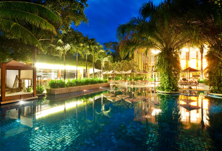 This 2 bedroom / 2 bathroom Apartment for sale is located in Surin on Phuket