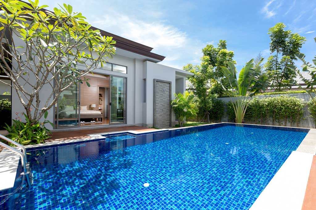 3 bedroom / 4 bathroom Villa in Cherng Talay is on the market for sale, or re-sale.