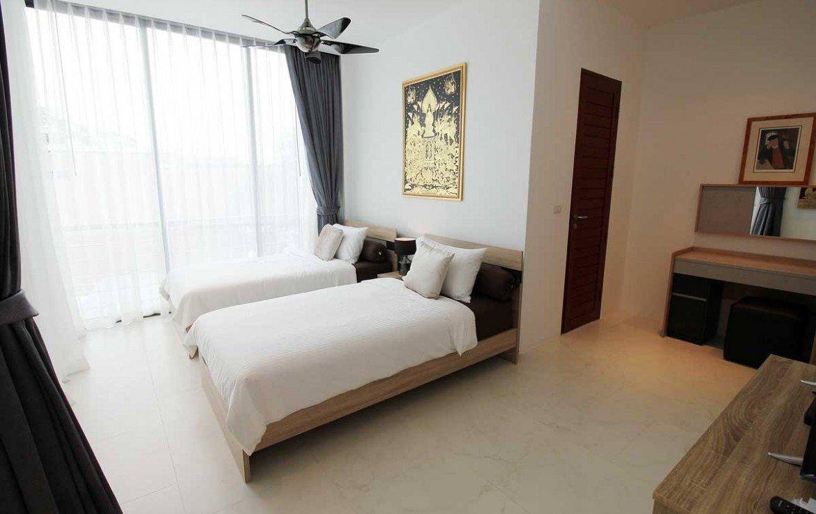 This 3 bedroom / 3 bathroom Villa for sale is located in Kamala on Phuket