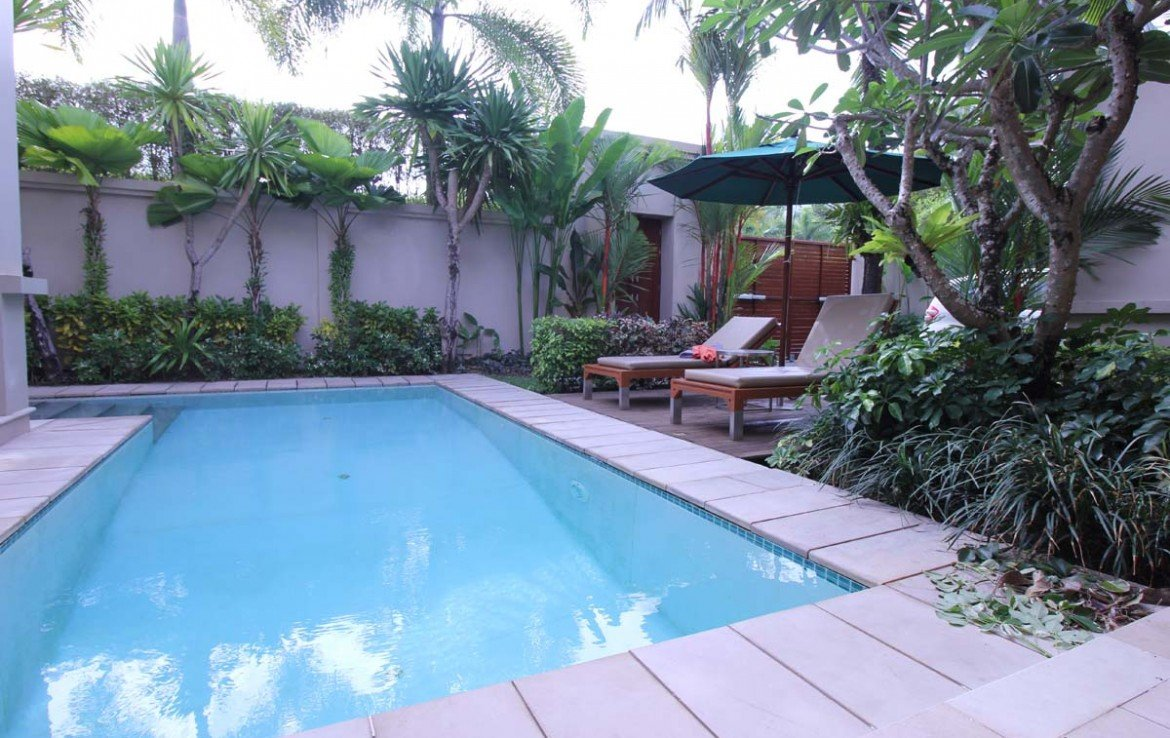 2 bedroom / 2 bathroom Villa in Bangtao is available for sale, or re-sale.
