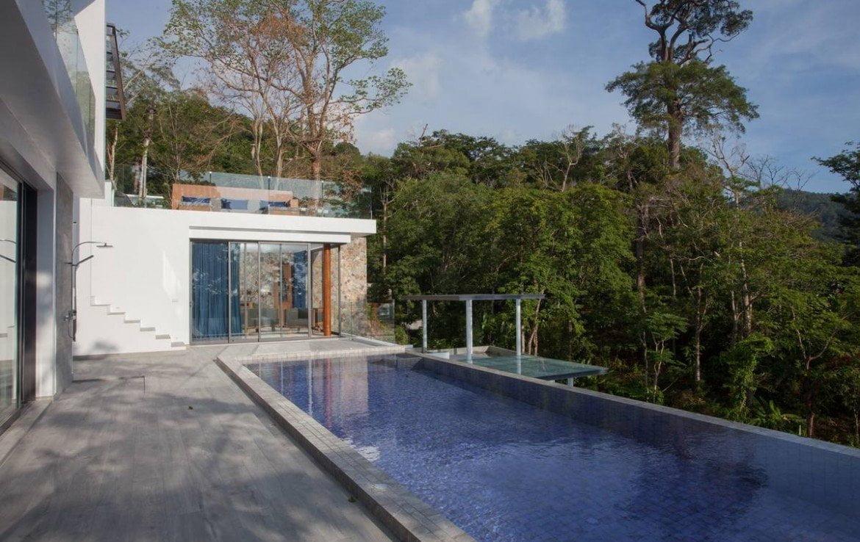 This 3 bedroom / 3 bathroom Villa for sale is located in Kamala on Phuket