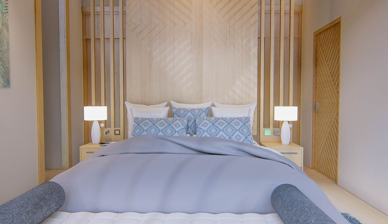 This 2 bedroom / 2 bathroom Villa for sale is located in Kamala on Phuket