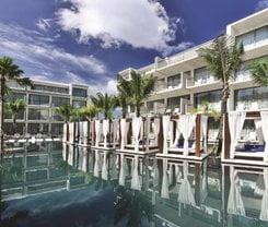 Dream Phuket Hotel & Spa. Location at 11/7 Moo 6 Cheng Talay, Thalang, Phuket 83110