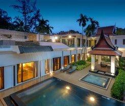 Andara Resort Villas. Location at 15 Moo. 6, Layi-nakalay Rd, Kamala Beach Kathu Phuket 83120 Thailand