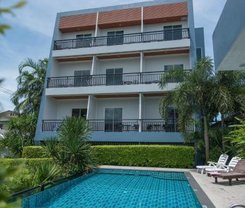 Jula Place Hotel. Location at 16/3, 16/6 Moo 8 Chaofa East Road, Muang
