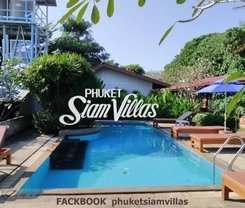 Phuket Siam Villas. Location at 10/15 Soi Ta-eiad Chalong Phuket