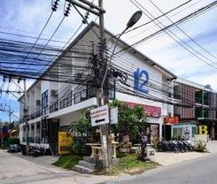 Ocean12 Chic Hotel. Location at 54/22-23 Moo1, Soi Ta iad, Chalong, Mueang, Phuket