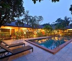 Andaman Cannacia Resort & Spa. Location at 212 Koak Tanod Rd., Kata Beach, T. Karon, Muang