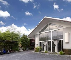 The Lantern Hostel and Spa. Location at 76/9, Chao Fa 42 Road, Moo 6, Chalong Sub-District, Muang, Phuket