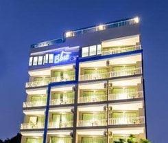 The Blue Hotel. Location at 99 Moo.4 Chalong Muang Phuket