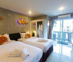 Baan Kamala Fantasea Hotel. Location at 74/44 Moo.3 Ban Kamala Phuket