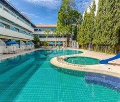 Karon Whale Resort. Location at 538/3 Patak Road, T. Karon