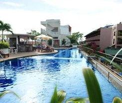 Karon Princess Hotel. Location at 194 Karon Road, Muang, Phuket