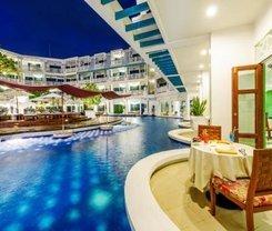 Andaman Seaview Hotel - Karon Beach. Location at 1 Karon Soi 4, Karon Road, Muang,