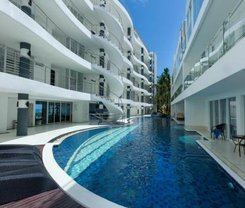 Sunset Plaza. Location at 264 Patak Road, T.Karon, A.Muang Phuket