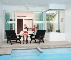 The Old Phuket - Karon Beach Resort. Location at 192/36 Karon Road, T. Karon, Muang