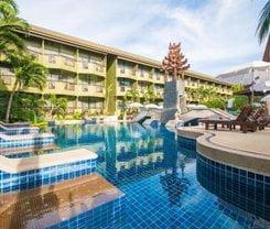 Beyond Resort Kata. Location at 1 Pakbang Rd., Tambon Karon, Muang