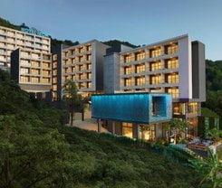 Hotel IKON Phuket. Location at 400/2 Patak Rd., Muang, Phuket