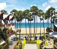 Chanalai Flora Resort, Kata Beach. Location at 175 Koktanode Road. Kata Beach T.Karon, A. muang