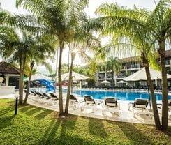 Centara Karon Resort Phuket. Location at 502/3 Patak Road, Karon Beach