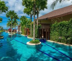 Burasari Phuket Resort & Spa. Location at 18/110 Ruamjai Road, Tambon Patong, Amphur Kathu Phuket