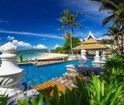DoubleTree by Hilton Phuket Banthai Resort. Location at 94 Thaveewong Road, Patong Beach