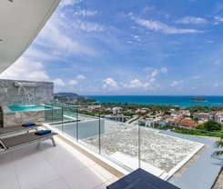 The View Phuket. Location at 78/7 Patak Road, Karon, Muang Phuket
