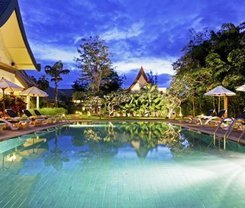 Centara Kata Resort Phuket. Location at 54 Ked Kwan Road