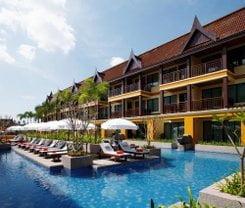 Aurico Kata Resort & Spa. Location at 45 Taina Rd., Tambon Karon Muang District