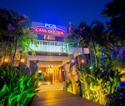 PGS Hotels Casa Del Sol. Location at 48/12 Kata Road, T. Karon, A. Muang Phuket