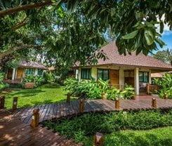 Mission Hills Phuket Golf Resort. Location at 195 Moo 4, T. Pakhok, A. Talang