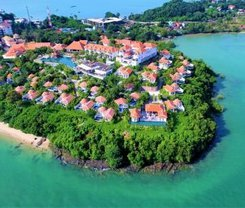 Mövenpick Resort & Spa Karon Beach Phuket. Location at 509 Patak Road, Karon Beach, Phuket