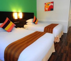 Chanalai Hillside Resort, Karon Beach. Location at 10 Patak Road, Soi 24, Karon Beach