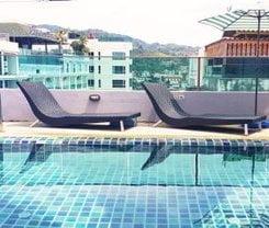 Alexander Hotel Patong. Location at 184/34Phangmuang Sai Kor Rd.