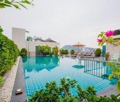 Azure Bangla Phuket. Location at 155/8 Bhungmuang Sai Kor Rd,