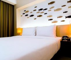The Album Hotel. Location at 29 Sawatdirak Road, Patong Beach, Kathu, Phuket