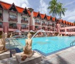 Seaview Patong Hotel. Location at 2 Taweewong Road, Patong Beach, Kathu, Phuket