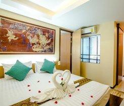Patong Landmark Hotel. Location at 155/25 Phangmuang Sai Kor Rd., Patong