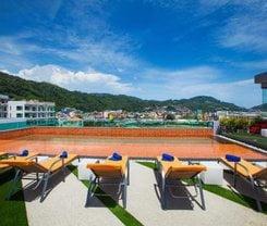 The Crib Patong. Location at 184/18-20 Phangmuang Sai kor Rd. Patong kathu Phuket 83150