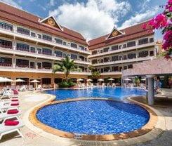 Kata Poolside Resort. Location at 36, 38 Kata Road, Kata Beach, Phuket