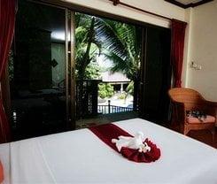 Katathani Phuket Beach Resort. Location at 14 Kata Noi Rd.