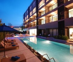 The Lantern Resorts Patong. Location at 181/36-41 Soi San Sabai, Raj-U-Thiti 200 Pee Road, Patong, Phuket