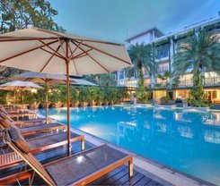 Andaman Beach Suites Hotel. Location at 60/12 Rat Uthit Song Roi Pee Rd., Phuket