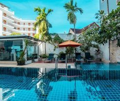 Aspira Prime Patong. Location at 222 Ratcha Uthit, 200 Pee Road, Kathu, Patong, Phuket