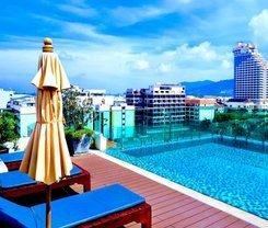Mirage Patong Phuket Hotel. Location at 184/25-28 Phangmuang Sai Kor Road, Patong, Amphur Kathu, Phuket 83150 Thailand