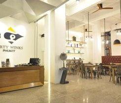 Forty Winks Phuket Hotel. Location at 64/1 Nanai Rd. Patong Beach, Kathu, Phuket, Thailand