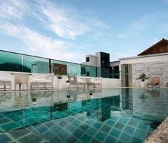 SunSeaSand Hotel (Patong). Location at 184/22 Phangmuang Sai Goh Rd., Patong, Kathu, Phuket